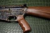 "Turnbull, TAR-15 Rifle, 5.56 NATO, 18"" Barrel, Wood Stock - 3 of 24"