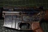 "Turnbull, TAR-15 Rifle, 5.56 NATO, 18"" Barrel, Wood Stock - 6 of 24"