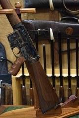 "Turnbull, TAR-15 Rifle, 5.56 NATO, 18"" Barrel, Wood Stock - 22 of 24"