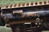 "Turnbull, TAR-15 Rifle, 5.56 NATO, 18"" Barrel, Wood Stock - 11 of 24"