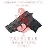 Smith & Wesson Bodyguard 380ACP Crimson Trace