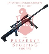 "Barrett M99, .416 Barret, Bushnell 3200 Elite Scope, Bolt Action, 32"" Barrel"