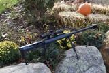 Barrett, M99, Bushnell Scope, Bolt Action, .50 BMG, 32