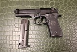Beretta, M9 Commercial, 9mm, 4.9
