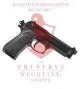 Beretta, M9 Commercial, 9mm, 4.9