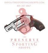 "Kimber K6S, Deluxe Carry Revolver, .357 Mag, 2"" Barrel"