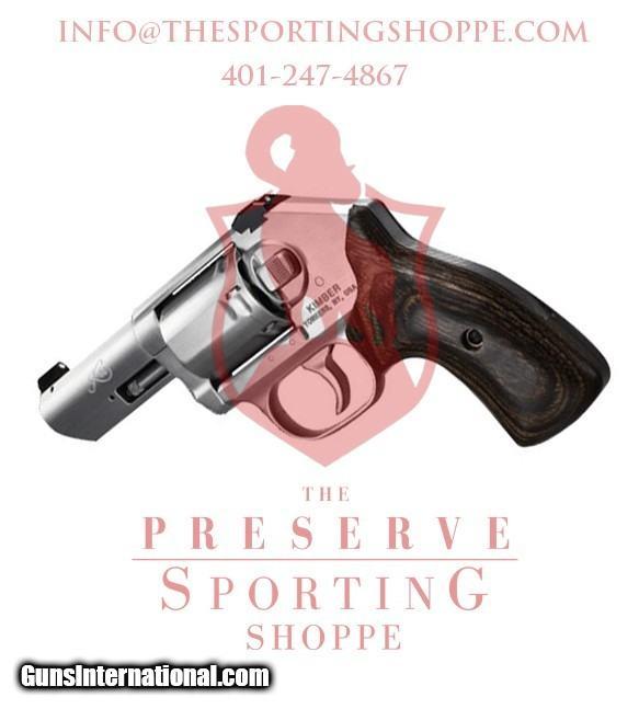 Kimber K6S,  357 Magnum, 3