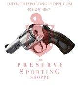 "Kimber K6S, .357 Magnum, 3"" Barrel Stainless, 6 Round, Walnut Grips"