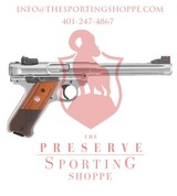 "Ruger Mark IV Hunter .22 LR Semi Auto Rimfire Pistol 6.88"" Bull Barrel 10 Rounds"