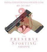 "S&W M&P Shield Semi Automatic Pistol 9mm Luger 3.1"" Barrel 7/8 Rounds - 1 of 2"