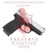 """Kahr Arms P9 Semi Automatic Handgun 9mm Luger 3.5"""" Barrel 7 Rounds"""