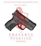 "Springfield XDS Pistol .45 ACP 3.3"" Barrel 6 Rounds"