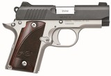 Kimber Micro 9 Two-Tone 9mm Pistol