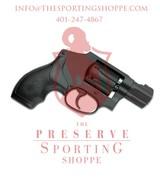 "S&W Model 351C Rimfire Revolver .22 Magnum 1-7/8"" Barrel 7 Rounds"