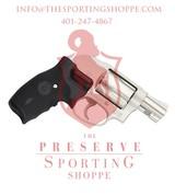"S&W Model 638 Revolver .38 Special +P 1-7/8"" Barrel J-Frame 5 Rounds Crimson Trace Lasergrip"