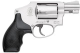 Smith & Wesson Model 642 .38 Special J-Frame Revolver 5 Rounds