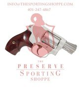 Smith & Wesson 642 LadySmith .38 Special