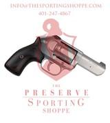"Kimber K6S Stainless 3"" .357 Magnum"