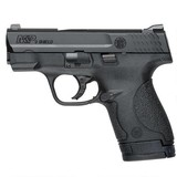 """Smith & Wesson M&P Shield Semi-Auto 9mm 3.1"""" Barrel 7 Rounds"""