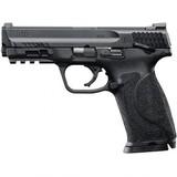 """Smith & Wesson M&P 9 M2.0 Semi Auto Handgun 9mm 4.25"""" Barrel 17 Rounds"""