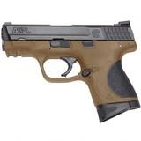 """Smith & Wesson M&P40C Compact Semi Auto Handgun .40 S&W 3.5"""" Barrel 10 Rounds"""