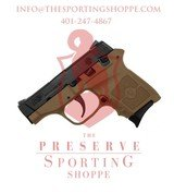"Smith & Wesspm M&P Bodyguard Semi Auto Pistol .380 ACP 2.75"" Barrel 6 Rounds"