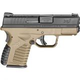"Springfield XDS Semi Auto Pistol .45 ACP 3.3"" Barrel 6 Rounds"