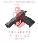 """Smith & Wesson MP 22 .22 LR 12Rd 4"""" Barrel"""