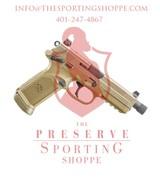 FN FNX 45 Tactical .45 ACP FDE