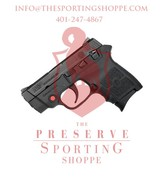 "Smith & Wesson MP Bodyguard Crimson Trace Double .380 ACP 2.75"" 6+1"