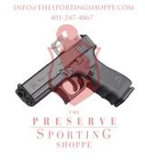 "GLOCK 19 Gen 4 MOS 9mm Semi Auto Pistol 4.01"" Barrel 15 Rounds"