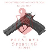 "CZ 75 SP-01 Phantom Semi Auto Pistol 9mm Luger 4.6"" Barrel 18 Rounds"