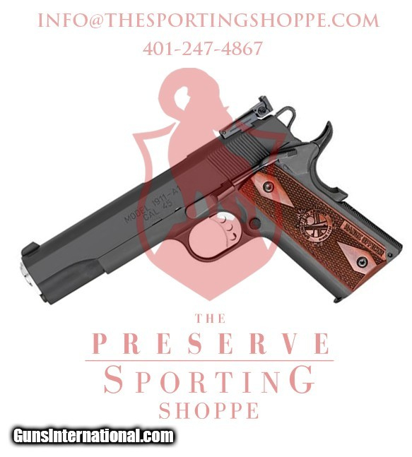 Springfield Armory PI9129E Range Officer Elite 9mm 1911 5