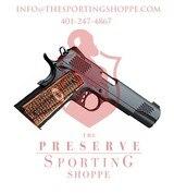 KimberRaptor II .45 ACP 1911 Pistol with Night Sights