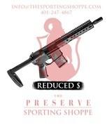 """Barrett Rec 7 DI System Pistol 5.56 NATO 10.25"""" Rifle (REDUCED)"""