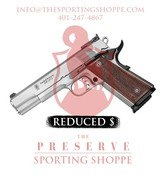 """Smith & Wesson 1911 Pro Single 9mm 5"""" 10+1 Wood Grip Stainless (REDUCED) - 1 of 2"""