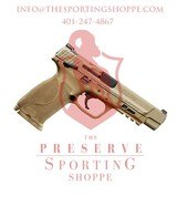 """Smith & Wesson M&P9 9MM 5"""" FDE - 1 of 2"""