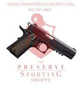 Browning 1911-22 A1 Black Label .22LR