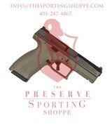 CZ P-10 Compact Pistol 9mm 10 Rd