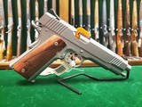 """Kimber Stainless II Stainless Steel 9mm 5"""" - 4 of 4"""