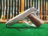"""Kimber Stainless II Stainless Steel 9mm 5"""" - 3 of 4"""