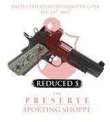 Kimber KHX Custom/RL Optics-Installed 10mm Handgun (REDUCED!) - 1 of 2