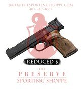 Smith & Wesson Model 41 .22 LR Rimfire Pistol (REDUCED) - 1 of 2
