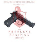 "Beretta 92 Elite LTT Semi Auto Pistol 9mm 4.7"" Barrel 15 Rounds - 1 of 2"