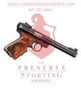 "Ruger Mark III Target Semi Auto .22 LR 5.5"" Barrel 10 Rounds"