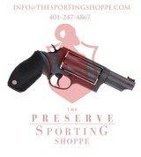 "Taurus Judge Magnum Double Action Revolver .45 Long Colt/.410 Bore 3"" Barrel 5 Rounds"