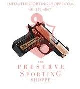 Kimber Micro 9mm Handgun Rose Gold