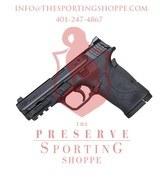 Smith and Wesson M&P 380 Shield EZ Handgun