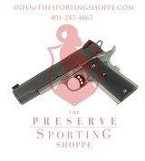 Colt Delta Elite 1911 Government 10mm Handgun