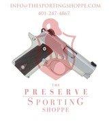 Kimber Micro .380 Handgun in Stainless/ Rosewood